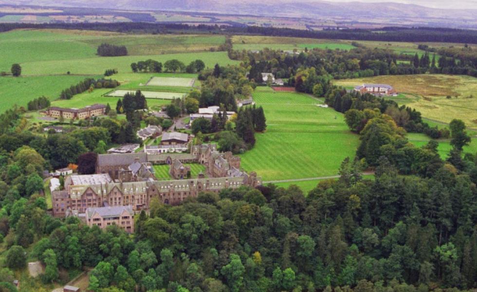 территория Glenalmond College