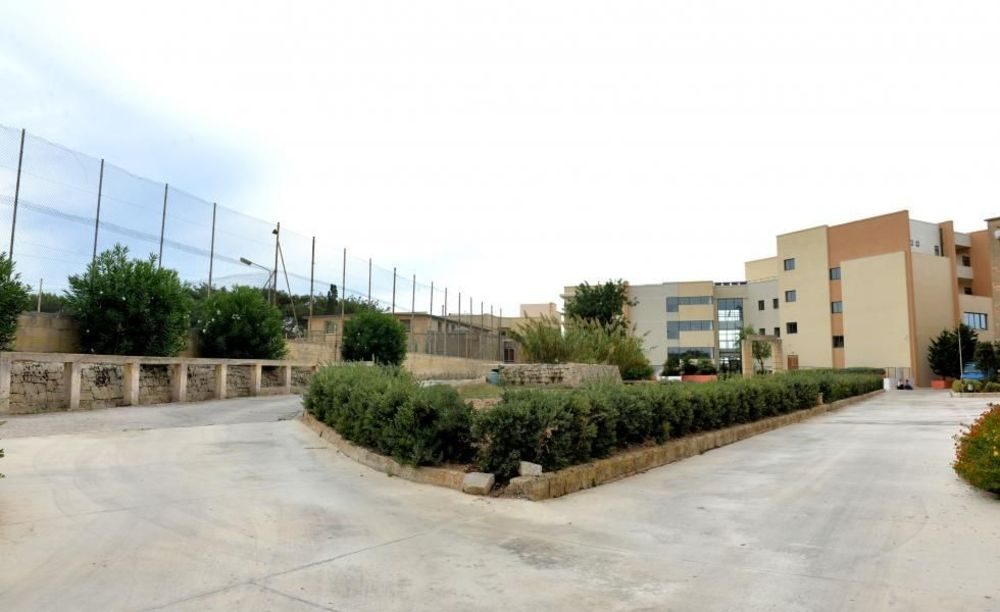 территория кампуса GV Malta Summer Camp
