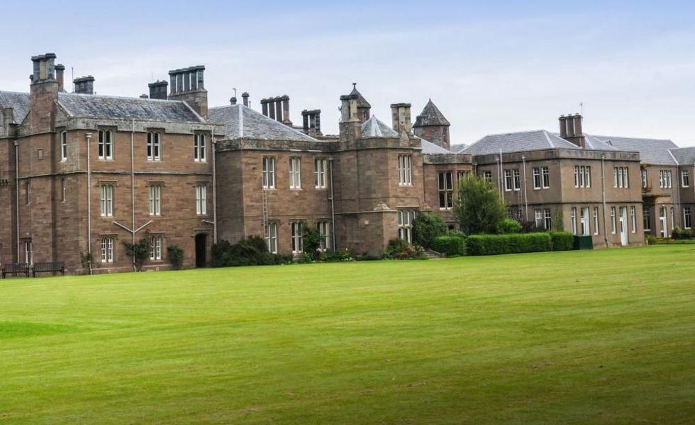 территория школы Strathallan School