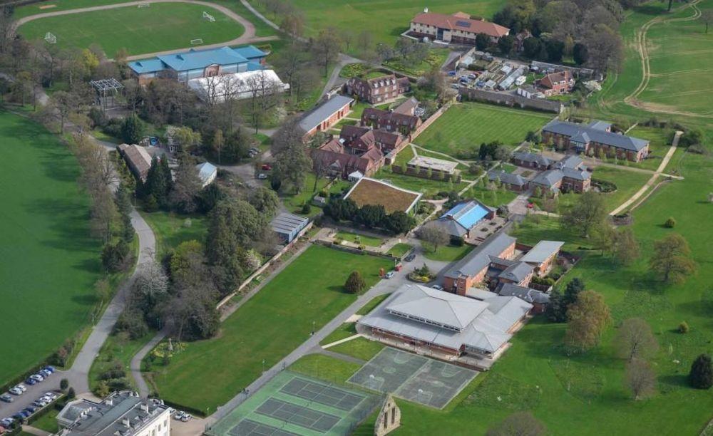 Территория Concord College