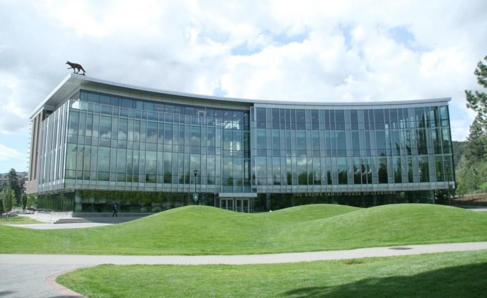 кампус Thompson Rivers University