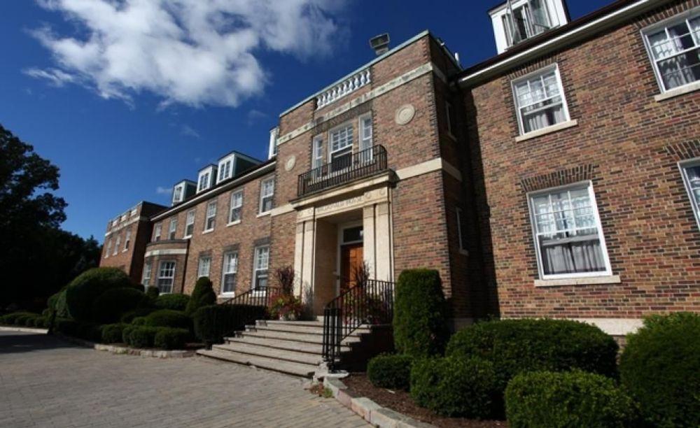 здание St Andrew's College