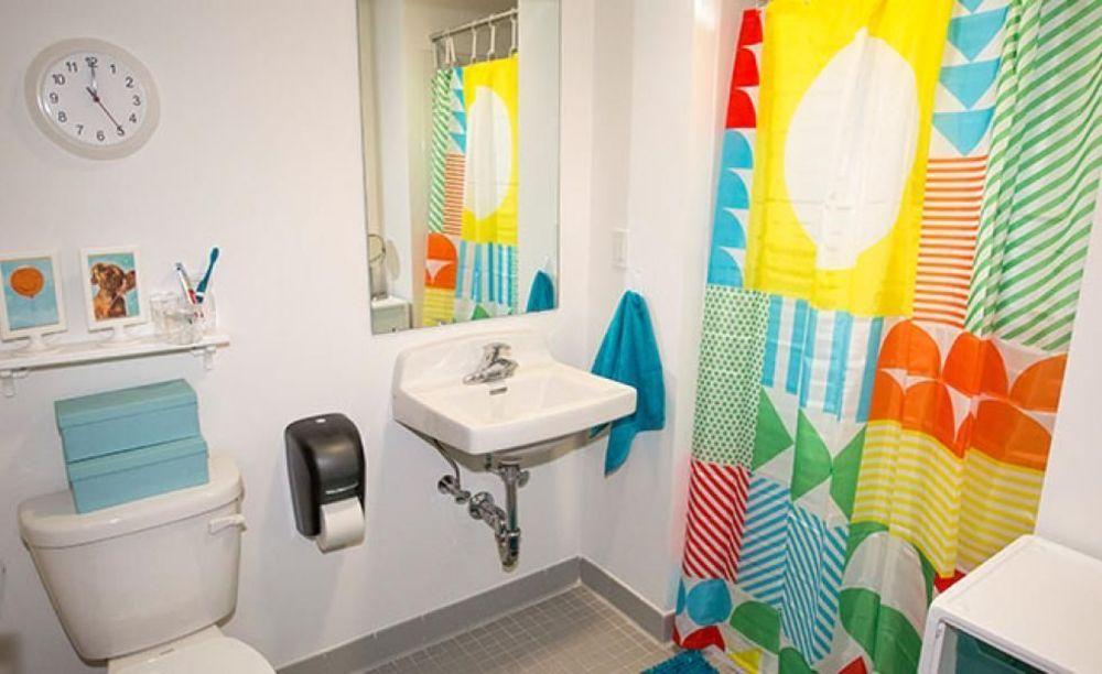 CATS Academy Boston ванная комната