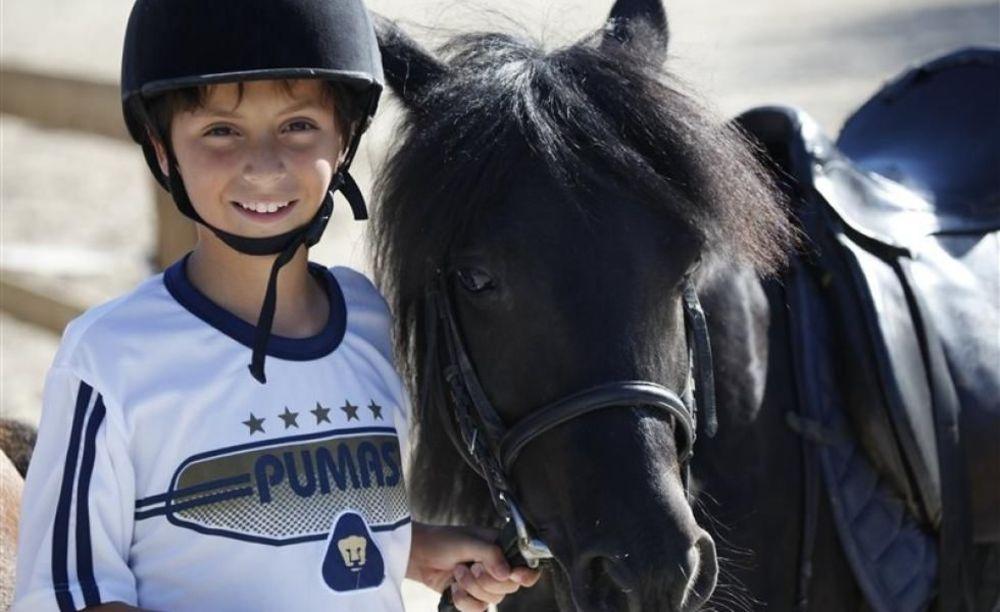 Верховая езда College du Leman