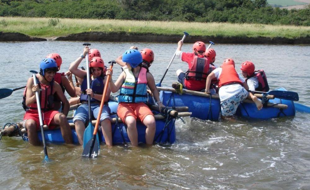 Водный спорт Moira House Summer Camp