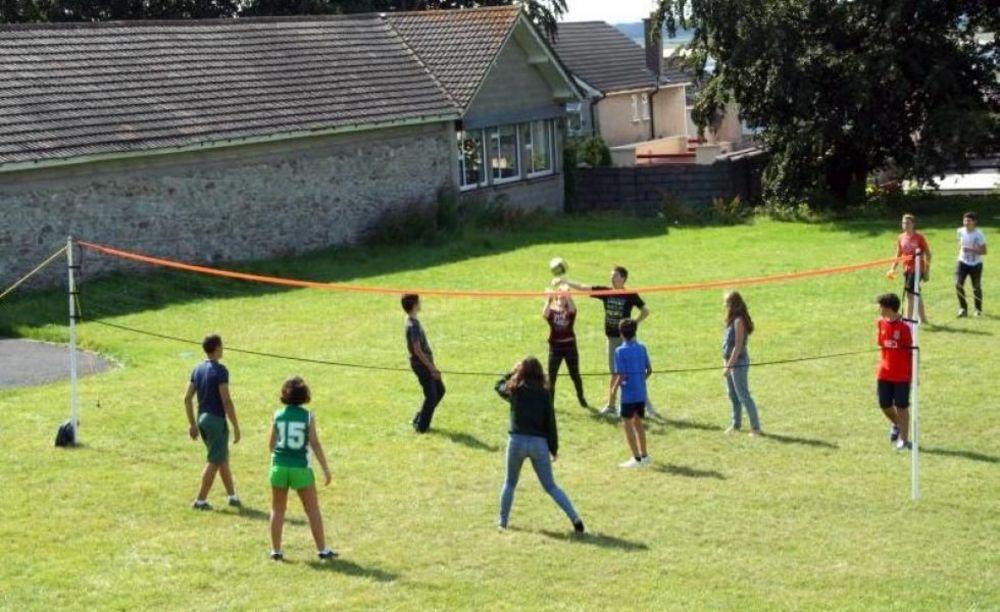 Волейбол Sutton Park