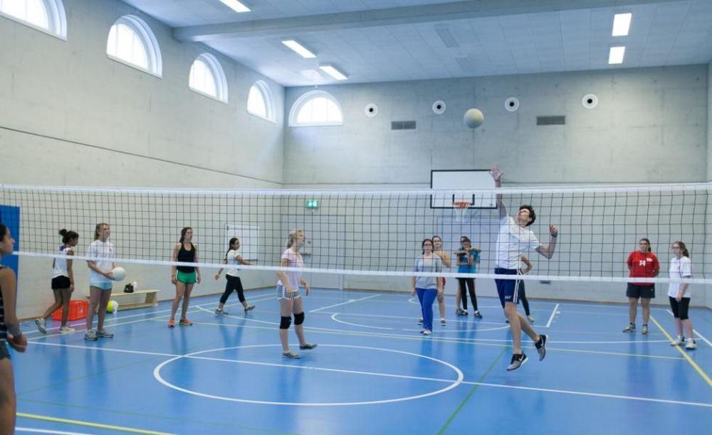 Волейбол TASIS Summer School