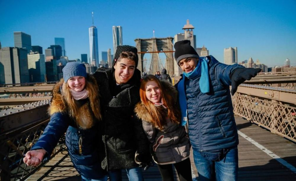 участники программы Rennert New York School