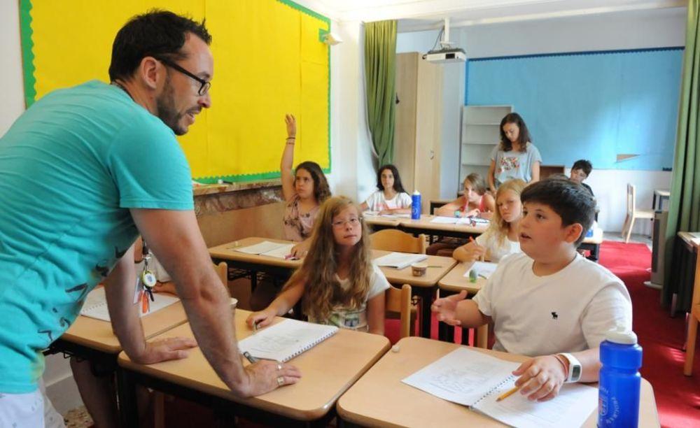 Занятия TASIS Summer School