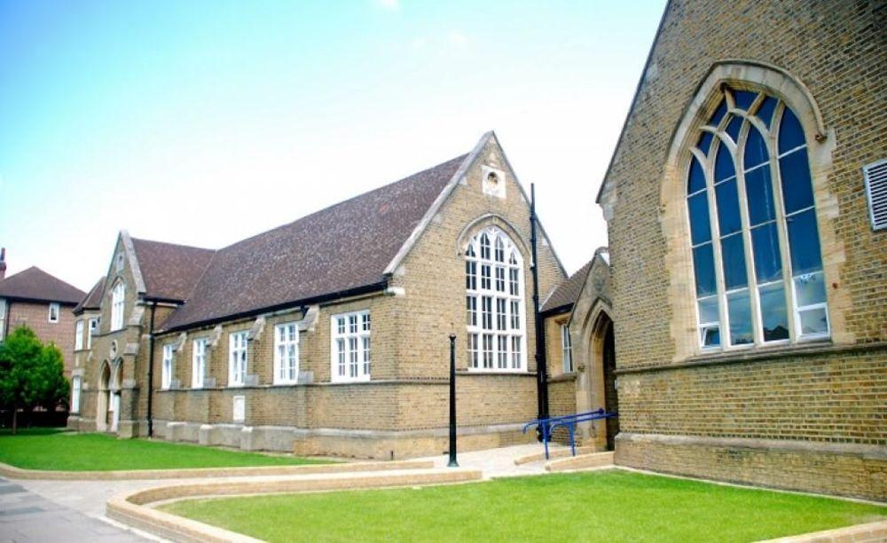 здание школы London Tutorial College