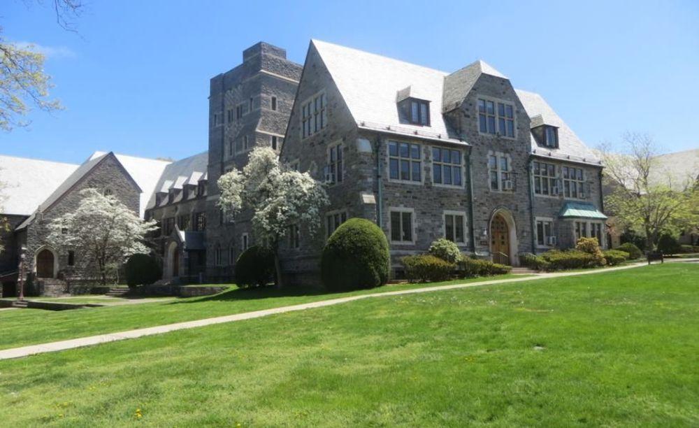 здание школы The Masters School