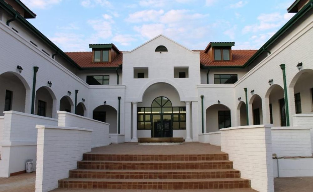 здание школы Roedean School