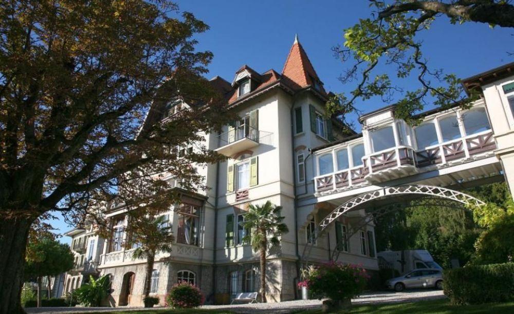 Здание Brillantmont International School. Аспект - Образование за рубежом.