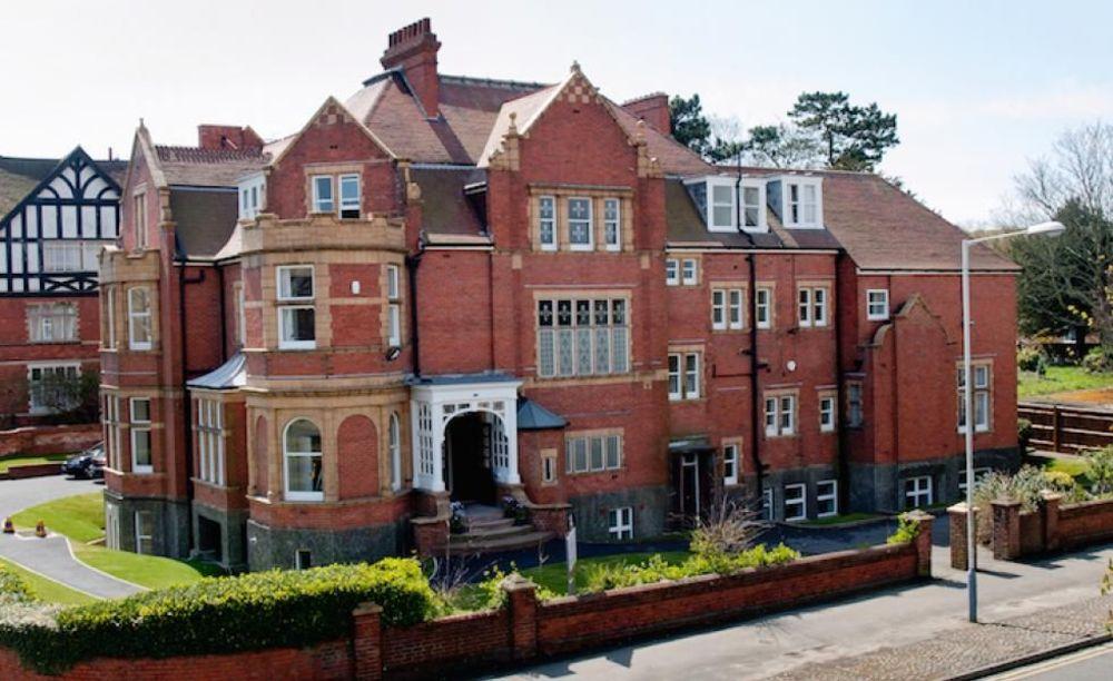 Здание школы Earlscliffe
