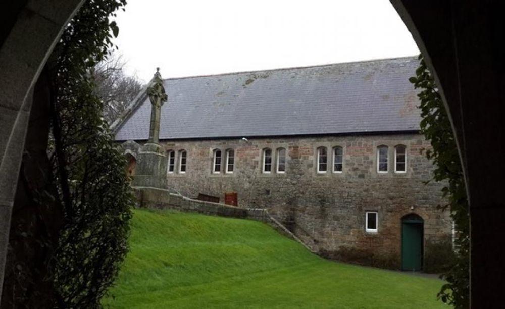 Здание St Columba's College
