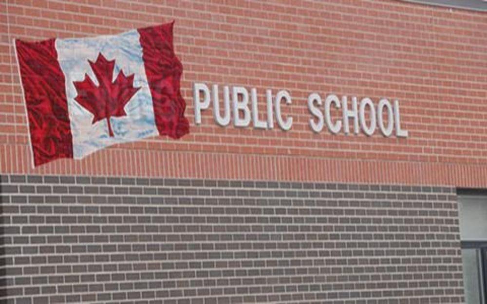 Public school in Canada