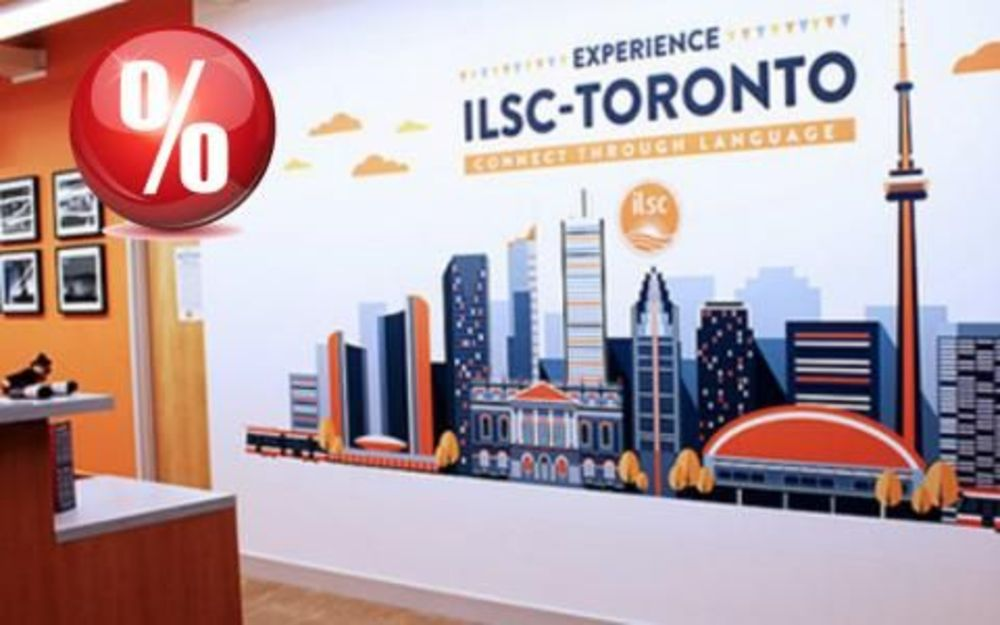Скидки школы ILSC