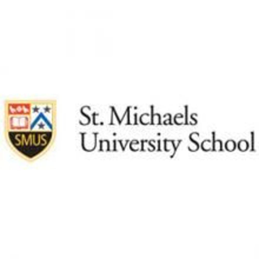 St. Michaels University School - логотип