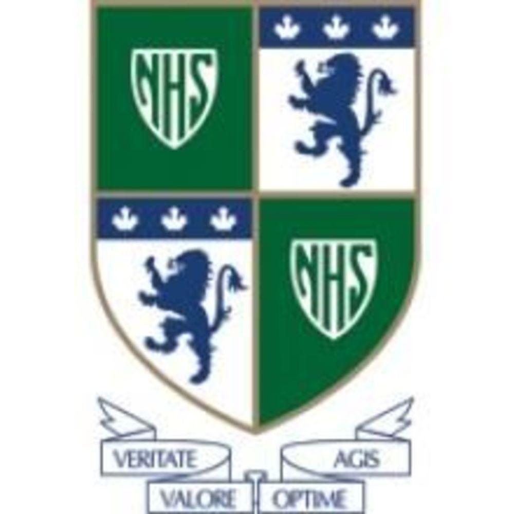 """Логотип Glenlyon Norfolk School - компания """"Аспект"""""""