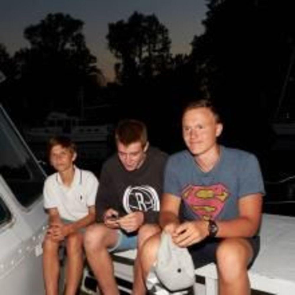 Евгений в CISS Lakefield Summer Camp