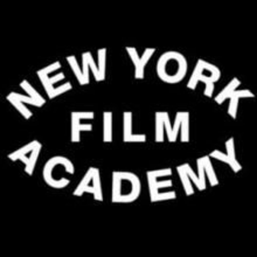 логотип организации New York Film Academy
