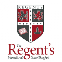 "Regent's International School Bangkok logo - компания ""Аспект"""