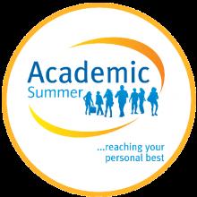 Лого Academic Summer. Аспект - Обучение за рубежом
