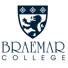 Braemar College логотип
