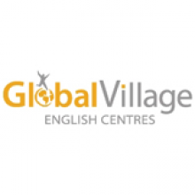 Global Village English Centres Логотип