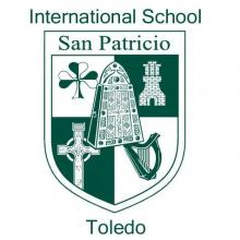 International School San Patricio логотип