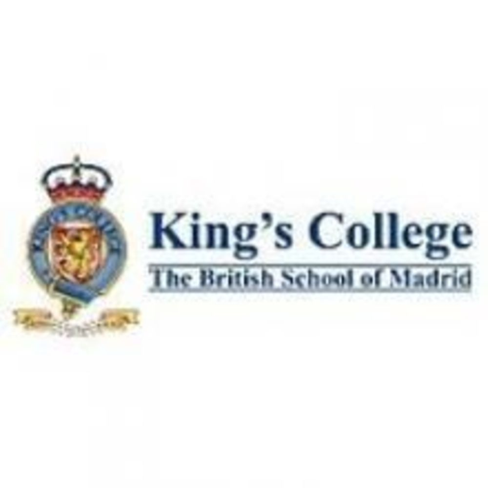 King's College, The British School of Madrid logo