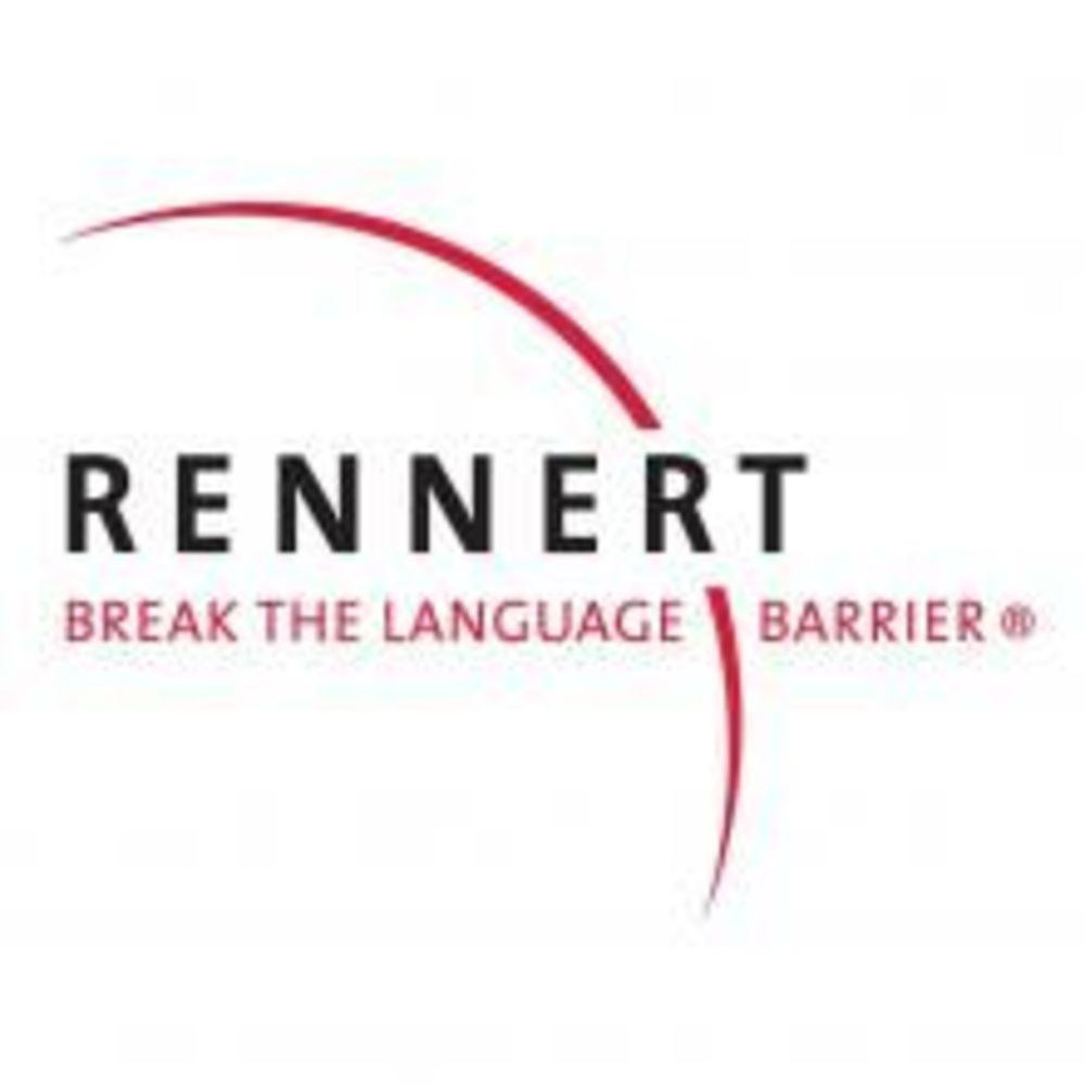 Rennert International logo