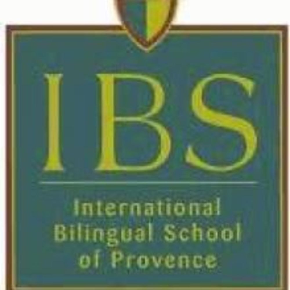International Bilingual School of Provence logo