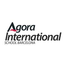 Логотип Agora International School Barcelona, Аспект - обучение за рубежом