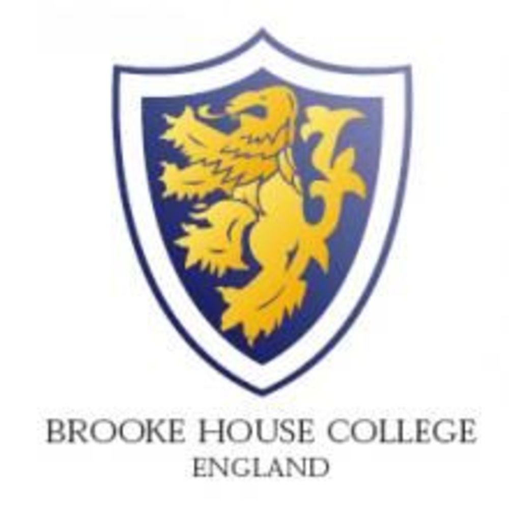 Логотип Brooke House College