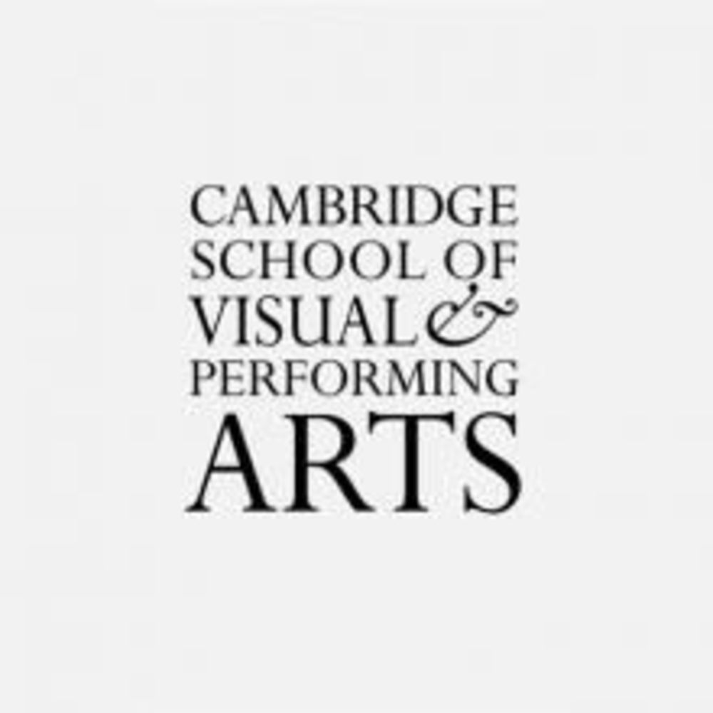 логотип Cambridge School of Visual & Performing Arts