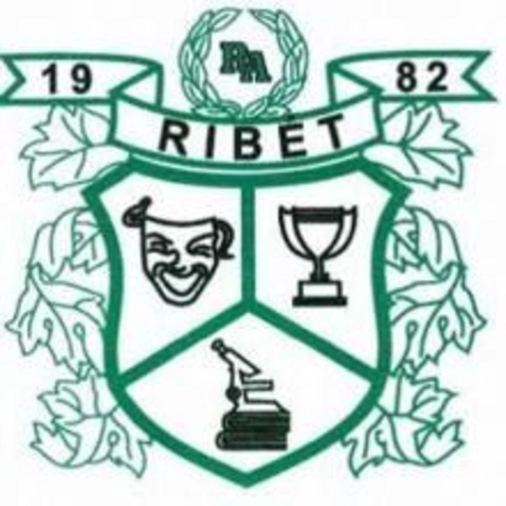 Логотип Ribet Academy