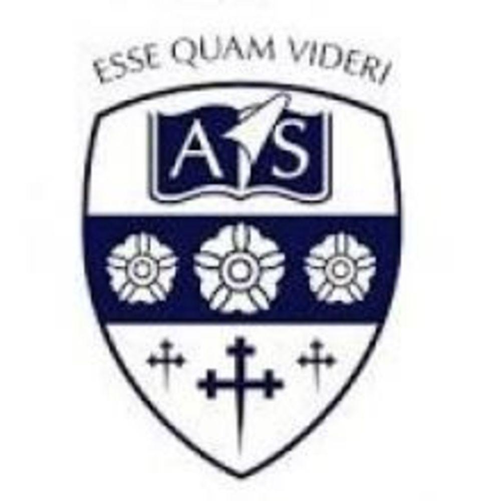 Логотип Ashford School