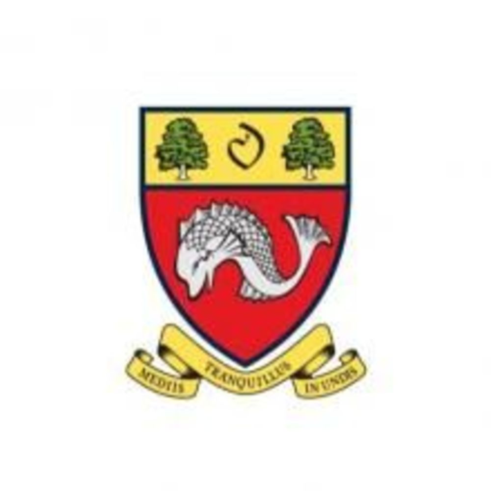 Логотип Beechwood Sacred Heart School