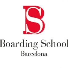 логотип Boarding School Barcelona