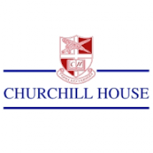 Логотип Churchill House