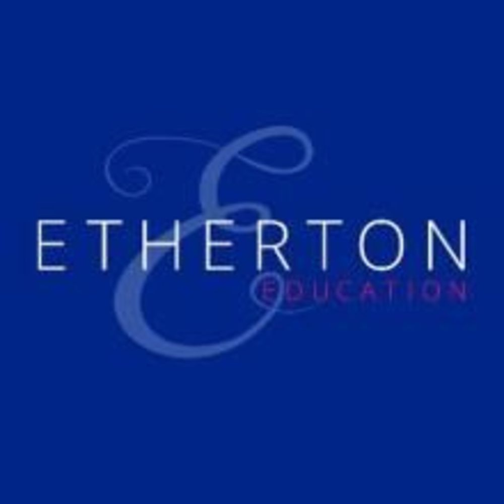Логотип Etherton Education