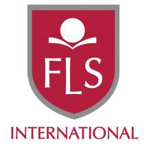 Логотип FLS. Аспект - Образование за рубежом.