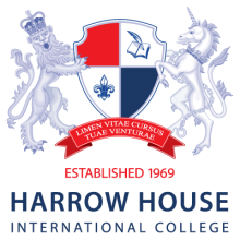 Логотип Harrow House. Аспект - Образование за рубежом.