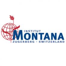 Логотип Institut Montana. Аспект - Обучение за рубежом.