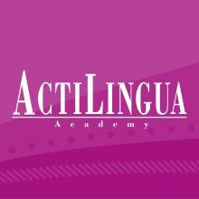 Логотип организации АктиЛингва
