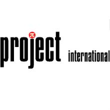 Логотип Project International. Аспект - Образование за рубежом.