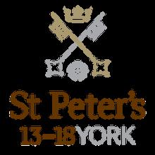 Логотип St. Peter's. Аспект - Образование за рубежом