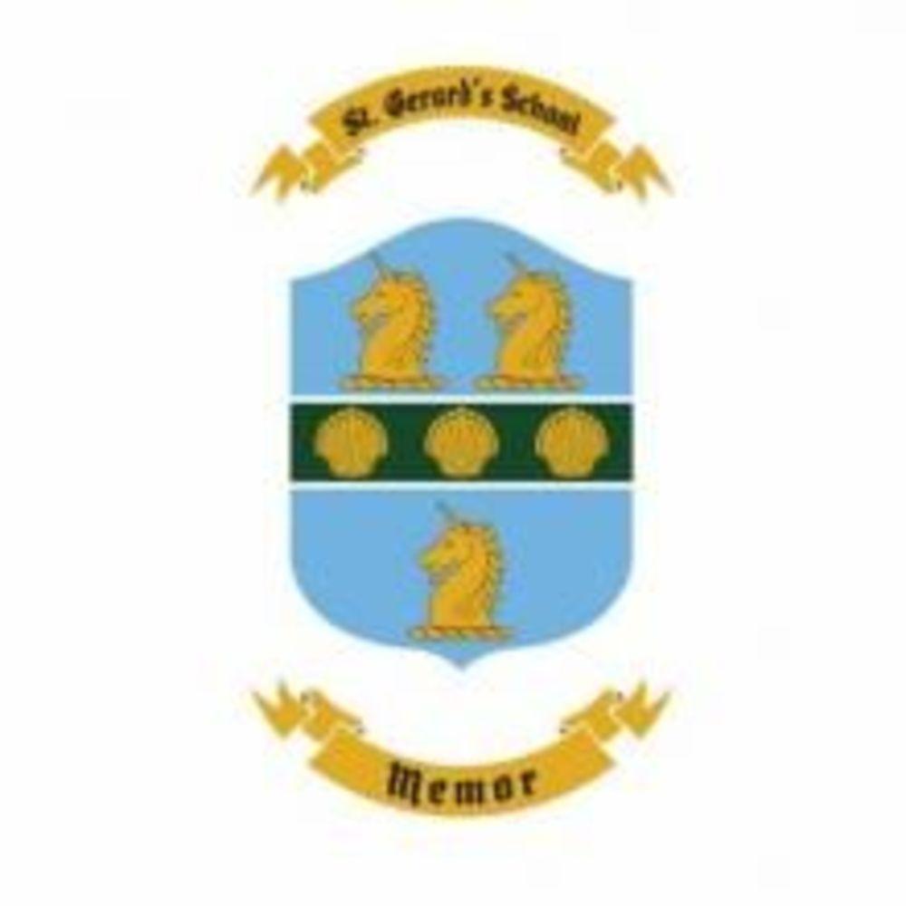 логотип St Gerard's School
