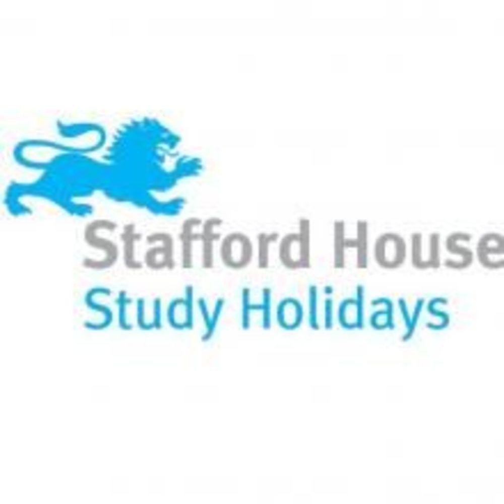 Логотип Stafford House. Аспект - Обучение за рубежом.